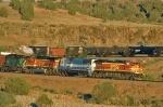 BNSF 4856 West