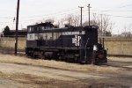 RF&P SW1500 91
