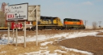 BNSF 7159 East