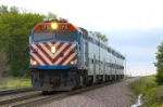 Metra Train 503