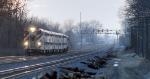 Metra Train 1292