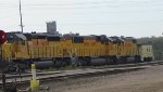 UP Yard Switchers