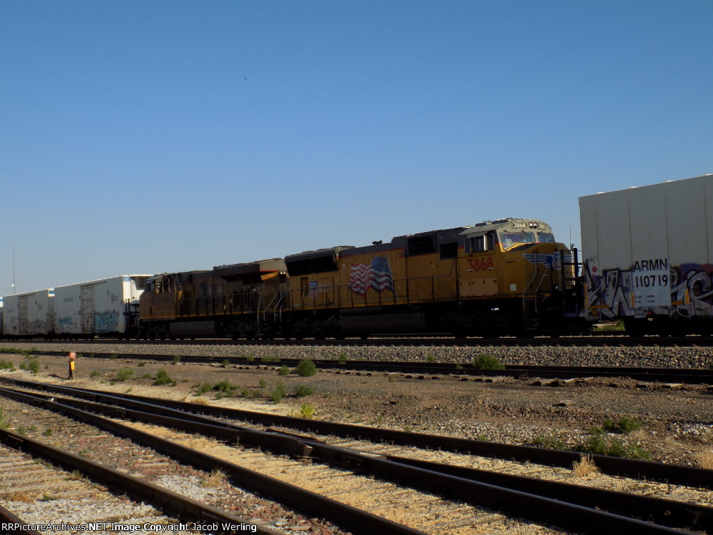 UP 2550 and UP 3868