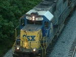 CSX 8611