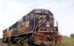 DRGW 5100