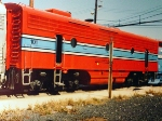 Trancisco Texan Diner Train F7B # 101