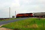 BNSF 6850 west