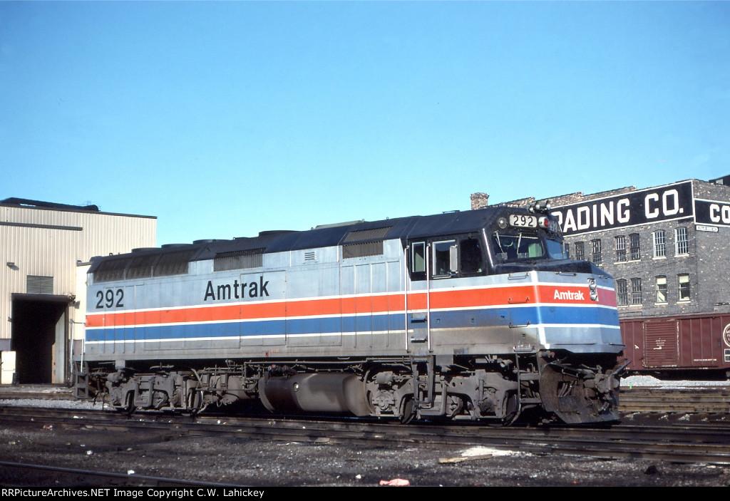 Amtrak 292