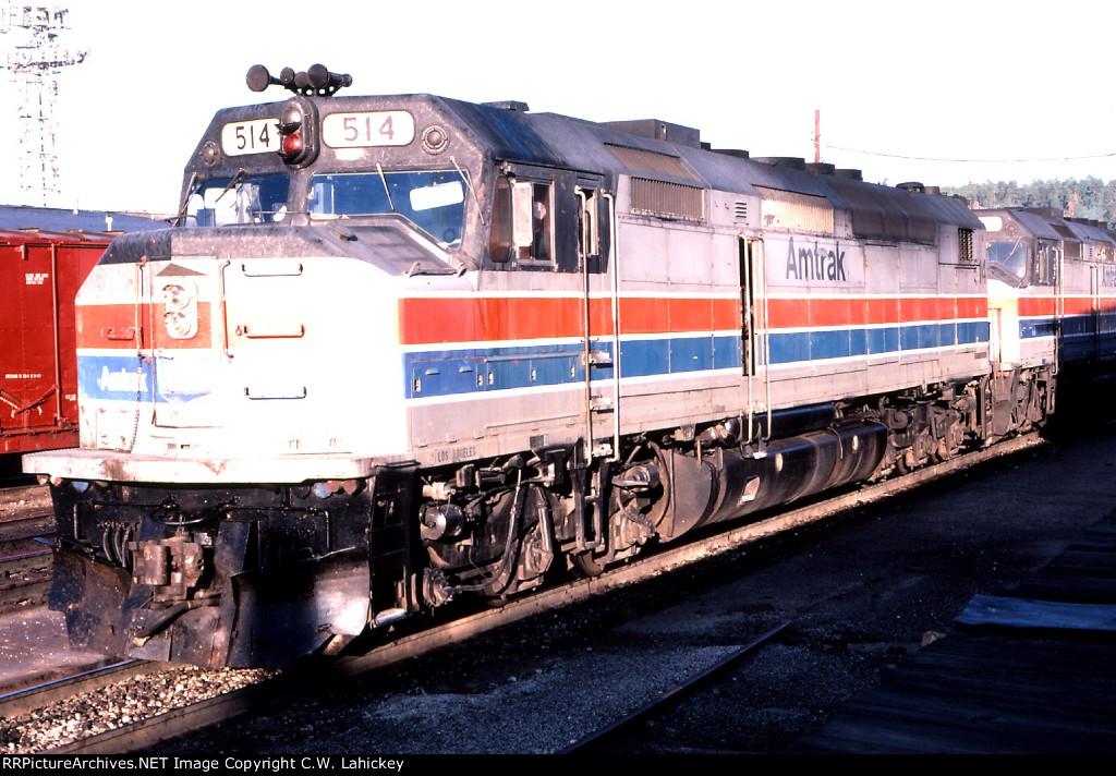 Amtrak 514
