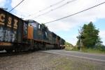 Trailing Engine On Q418