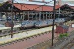 The Amtrak Station