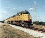 Missouri Pacific SD50 5053