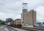 Grain train and Grain elevator