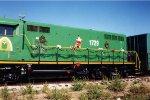 Santa's Locomotive