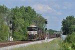 NS 1165 On NS 61 C Northbound
