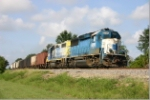CSX 6899 leads O713 northboound