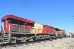 CP 8876 the Olympic unit trails on BNSF
