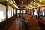 Interior of Chicago Surface Lines 1137/Michigan United Traction 47