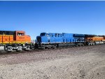 Some of the earliest T4s on BNSF