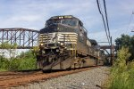 NS C40-9W #9485 on 36A