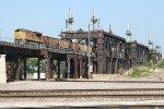 UP 9041 DPU of coal train
