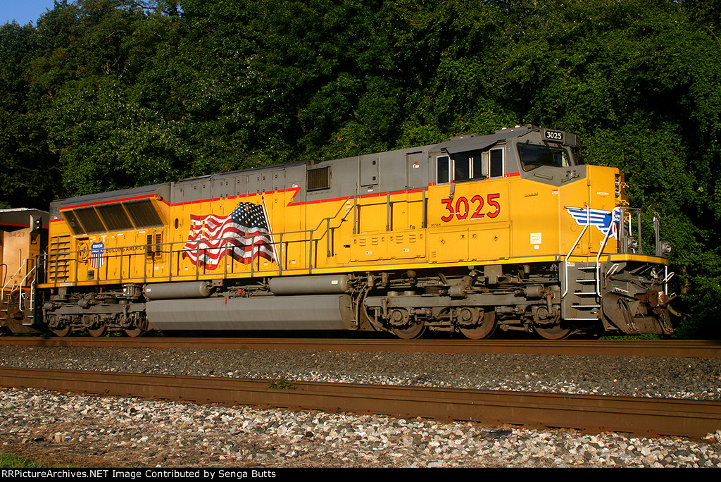 UP SD70ACe-T4