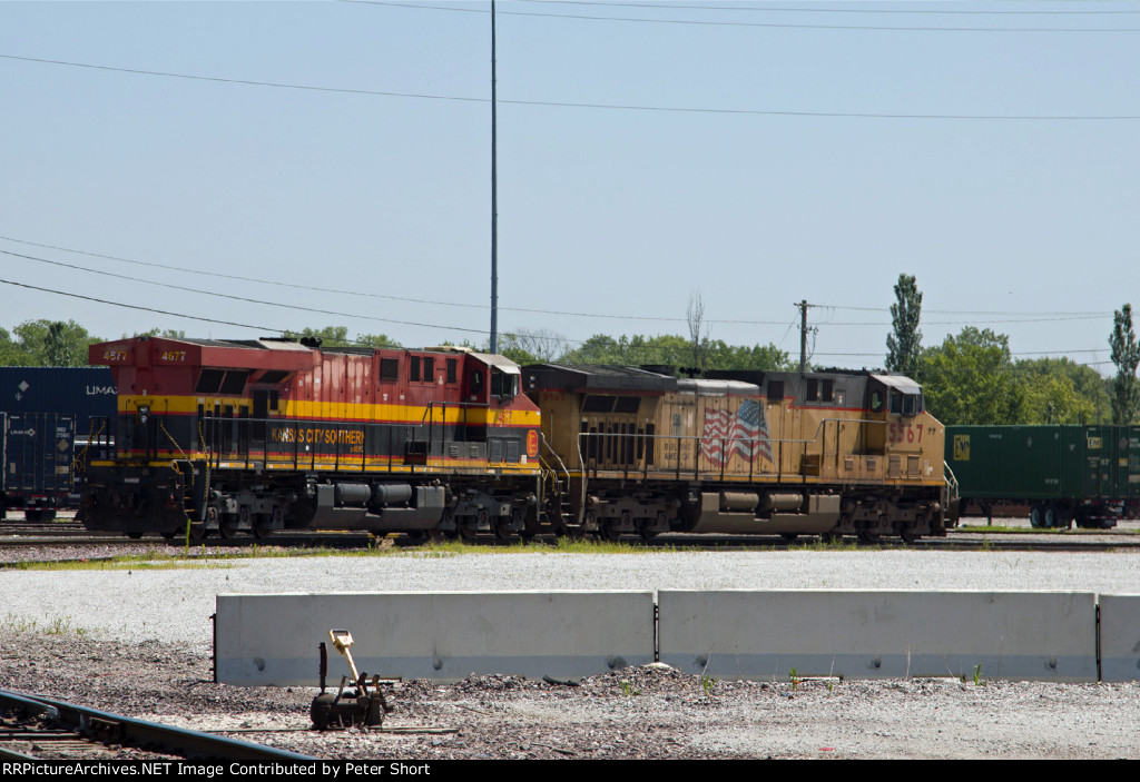 UP5567 and KCS4677