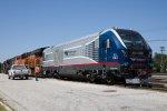 Amtrak4603, BNSF7961