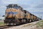 Westbound unit ethanol loads
