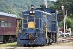 HVSR 4005 will now retrieve it's train.