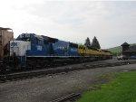 The 4 locomotives