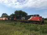 Daily CN Job in Northern Iowa/Southern Minnesota