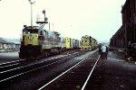 Early days of Conrail at Binghamton NY