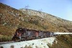 SP 8285 East on Cajon Pass
