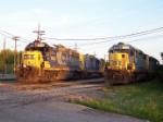 CSX 6942 and CSX 2712