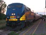 VIA Rail Canada to Toronto