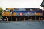 VIA Rail Canada F40PH-2