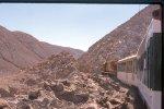 FCALP 13160 moving thru the desert