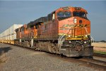 Intermodal cruises west