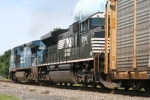 Trailing Engine On 11J