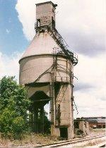 Monon coaling tower at Shops