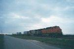 BNSF 4960 West