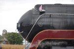 N&W 611 Profile
