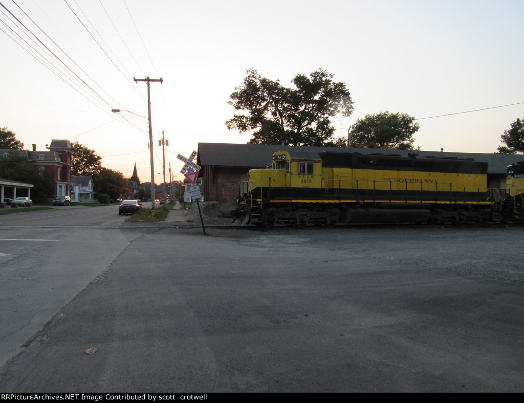 Street view of 3618