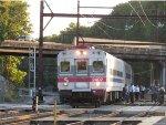 SEPTA West Trenton Line EXP 6374