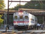 West Trenton Line EXP 6374