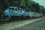 Conrail 3363