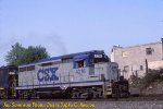 CSX 4216 at Allentown, PA