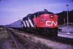 "CN ""Le Champlain"""