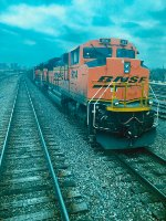 BNSF 9114